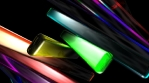Pride - Rainbow Glass Bars