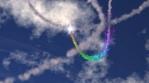 Pride - Rainbow Smoke Trail / Contrail