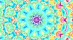 trippy colorful kaleidoscope
