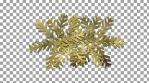 WastedWinterWonderland 1 - snowflake_pattern_06gold