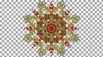 WastedWinterWonderland 1 - snowflake_pattern_08goldred