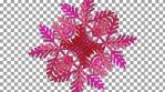 WastedWinterWonderland 1 - snowflake_pattern_09