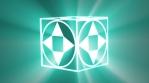 volumetric lights 20 animated triangles 2