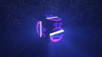 volumetric lights 50 cool alien head