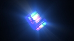 volumetric lights 54 I love music