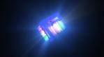 volumetric lights 55 i love music slower