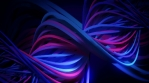 Glowing Twisted Lines_27