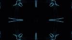 Kaleida Glitchy Neon - 01