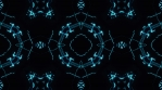 Kaleida Glitchy Neon - 09