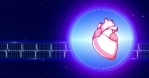 Real Heart Beat Background 8