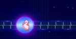 Real Heart Beat Background 9