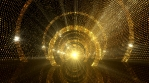 Music Golden Arcs Background