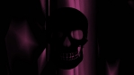 Abstract Background Halloween Static Scary Skull 5