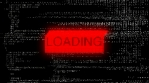 Coding screen Loading w/ Glitches3