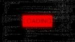 Coding screen Loading