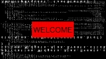 Coding screen Welcome2