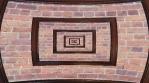 Framed Brick Wall 2
