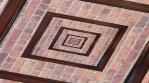 Framed Brick Wall 4