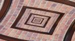 Framed Brick Wall 5