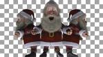 Sick Santa Claus Loop