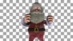 Loopable Santa Claus Fighter