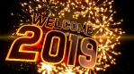 New Year's Eve Party VJ Loops Celebrate 2018 Visuals