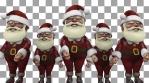 Christmas Swish Swish Loop