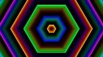 Neon Feedback 4K Vj Loop 02