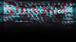 Abstract Pattern 4K Vj Loop 2