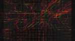 Abstract Background 4K Vj Loop