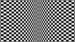 Op Art Checker Fold Illusion 03