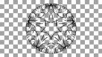 Horocycle Star Symbol 02