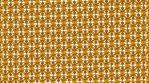 Retro Seventies Brown Eyed Tile Pattern 03