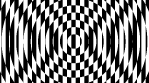 Op Art Inverted Concentric Circles Lines 02