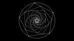 Revolving Sacred Pentagons Loop 01