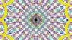 Oval Band Mandala 010
