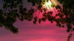 Fantasy Sunset Sky