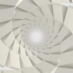 Mesmerizing Soft Geometry Spiral 02