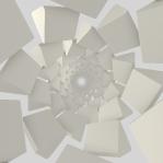 Mesmerizing Soft Geometry Spiral 04