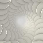 Mesmerizing Soft Geometry Spiral 05