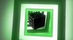 GREEN BOX 3D TUNNEL HD
