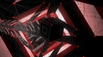 RED LINED3D TUNNEL HD
