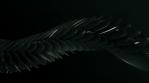 Plastic Scales Dragon Snake Reptilian Tail 02