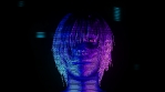 Neon Robot 4K