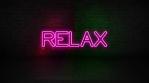 80s Neon Relax