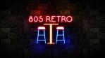 80s Retro Neon