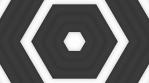Lightbox - Hexagon - 1-on - Strobe White - 125bpm