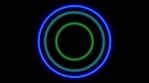 Spectrum - Rings - Blue Green Cyan - 125bpm