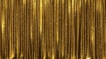 Curtain Gold Glamour Glitter Loop Closed 4K