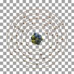 41 Animated Classic Niobium Element Orbit Alpha